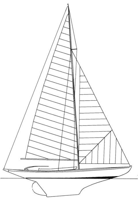 SUNBEAM ONE DESIGN drawing