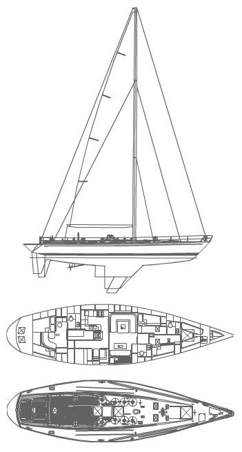 SWAN 651 drawing