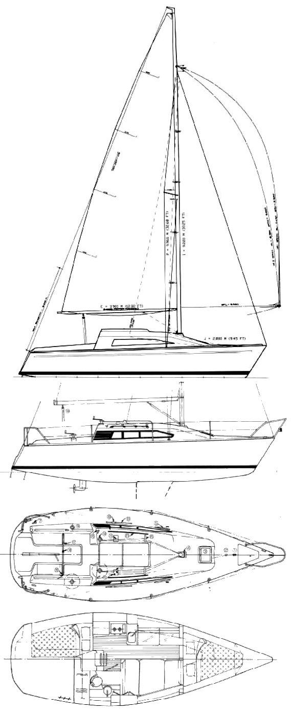 SWING 28 drawing