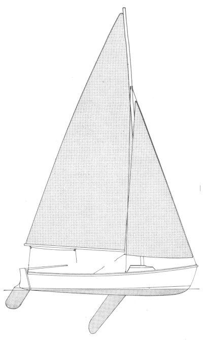 TALLSTAR 14 (SAILSTAR) drawing