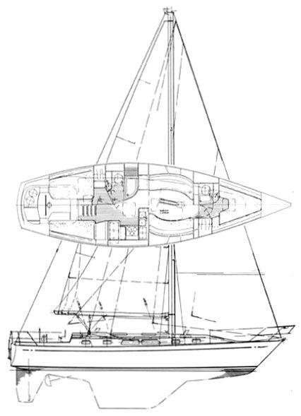 TATOOSH 42 drawing