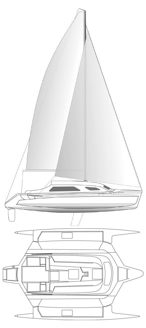 TELSTAR 28 drawing