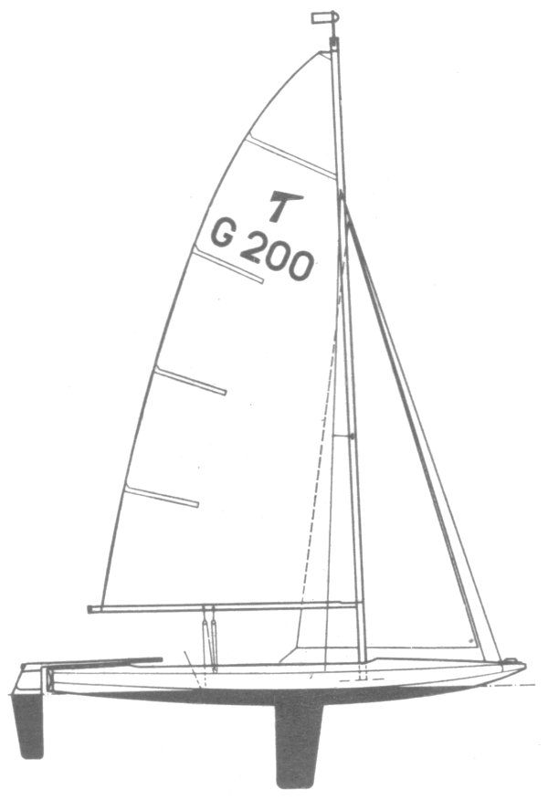 TEMPO sailboat specifications and details on sailboatdata.com