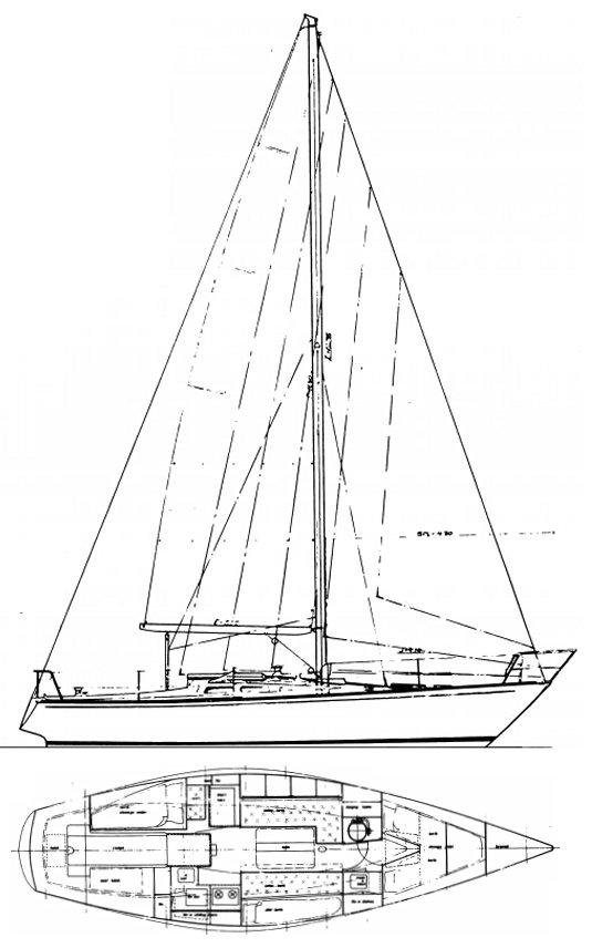 THURØ 33 drawing