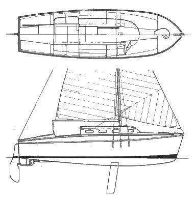 TITANIA 26 drawing