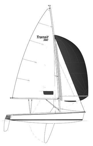 TRANSIT 380 drawing