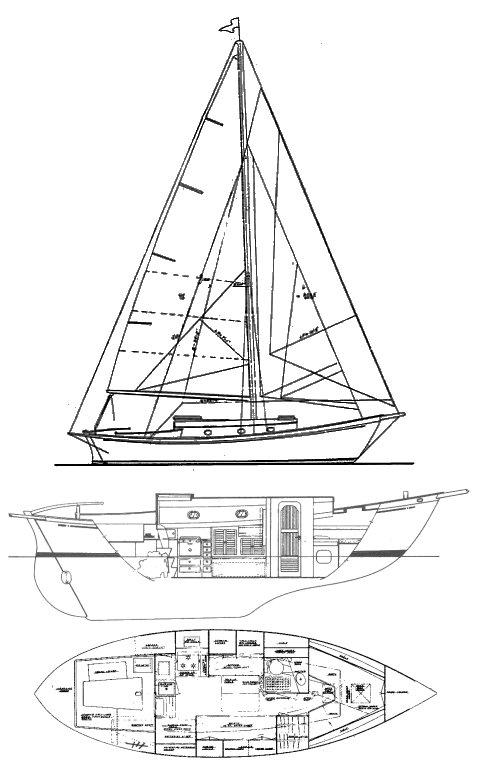 TRAVELLER 32 drawing