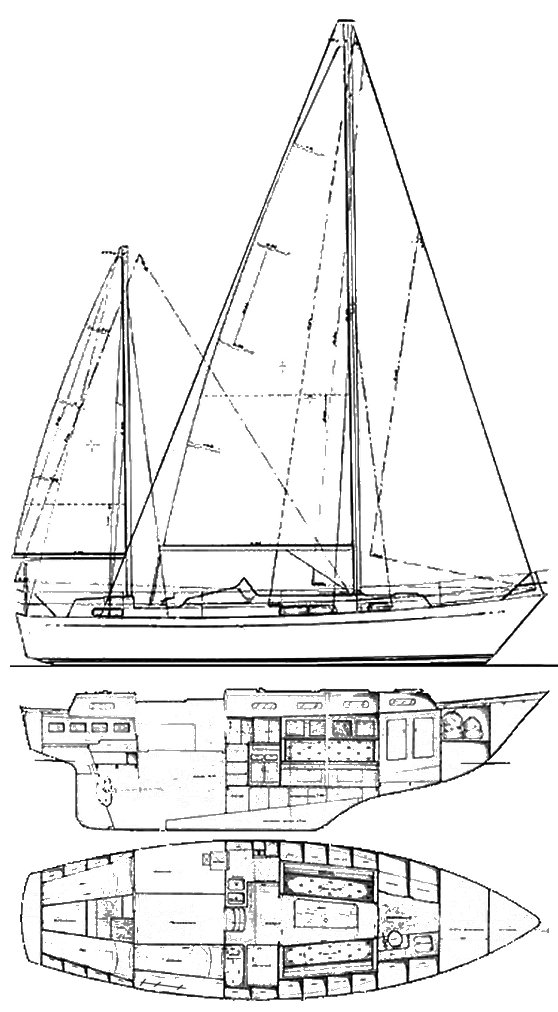 TRINTELLA III drawing