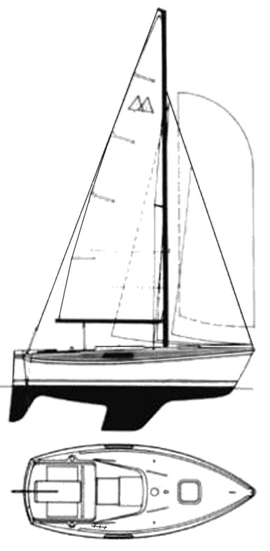 TRISS MAGNUM drawing