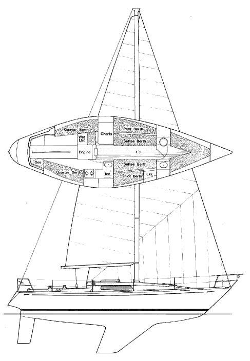 UFO 34 drawing