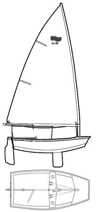 US SABOT drawing