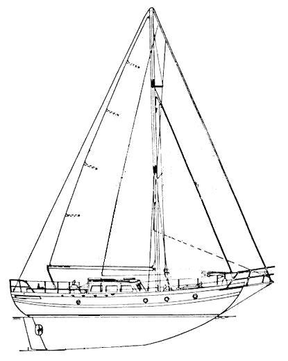 VAGABOND 39 drawing