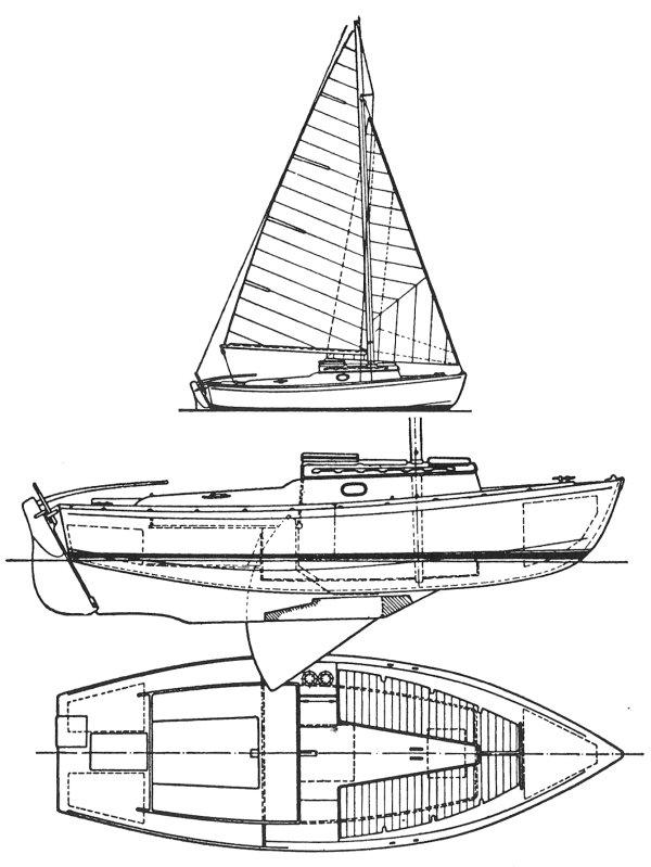 VALETTA CLASS drawing