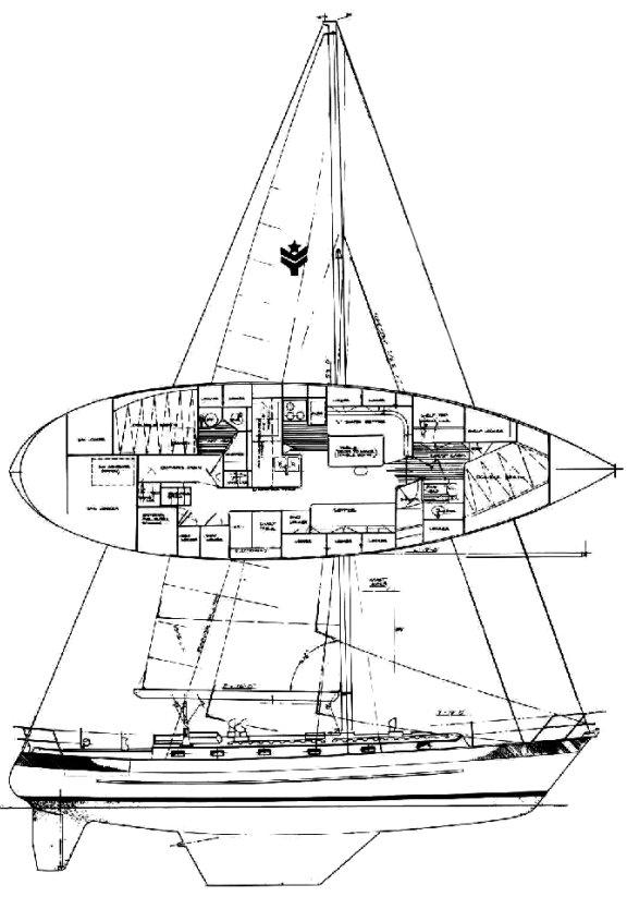 VALIANT 47 drawing