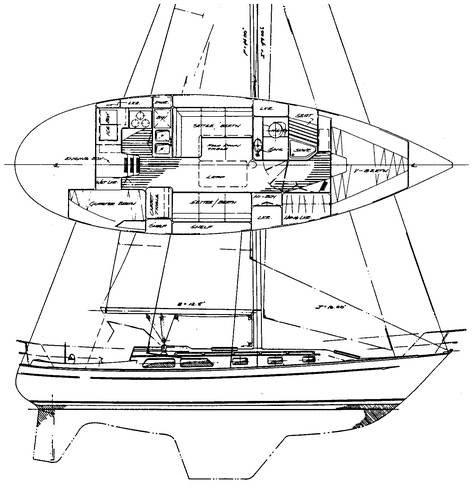 VALIANT ESPRIT 37 drawing