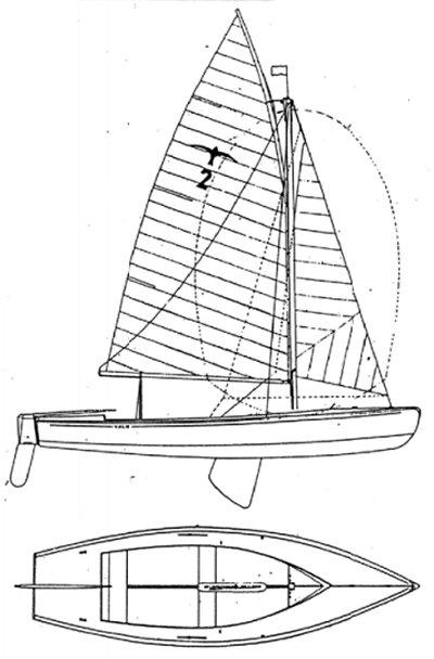 VALK (FALCON) drawing