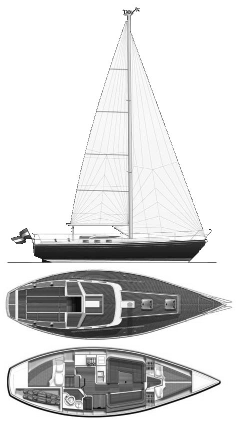 VICTOIRE V35 drawing