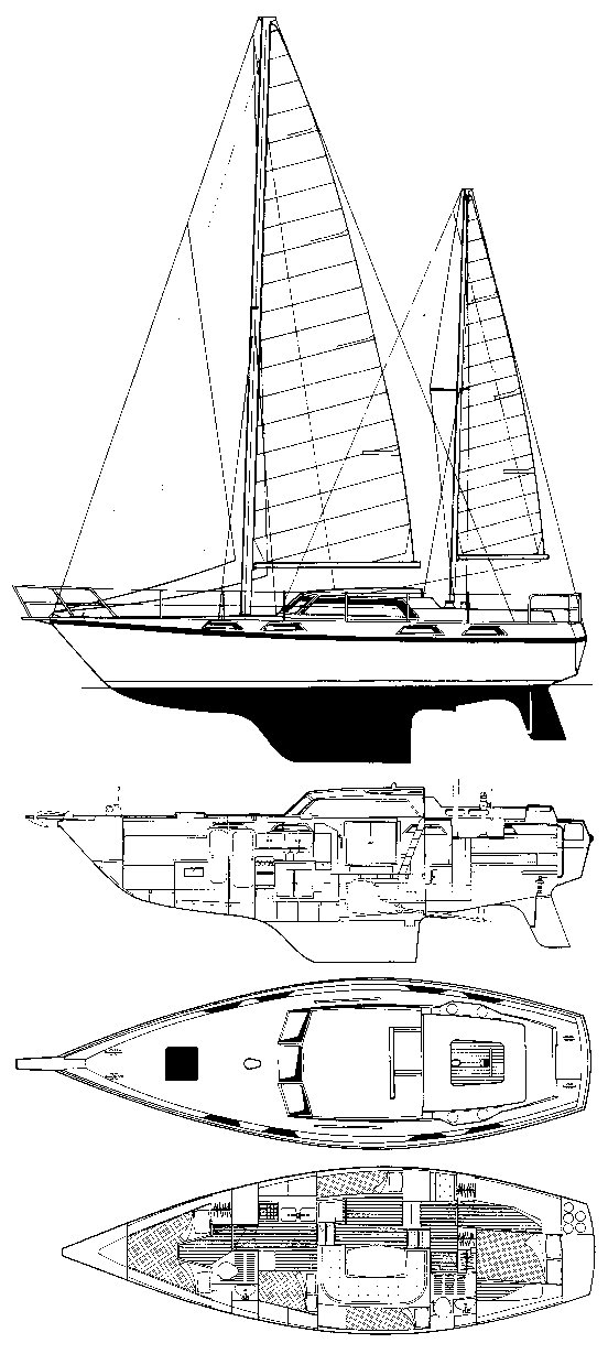 VICTOR 40 (COLVIC) drawing