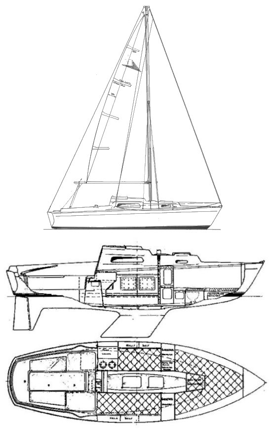 VIGGEN 23 (ALBIN) drawing