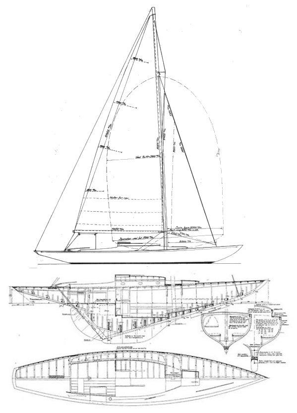 VIKING (AAS) drawing