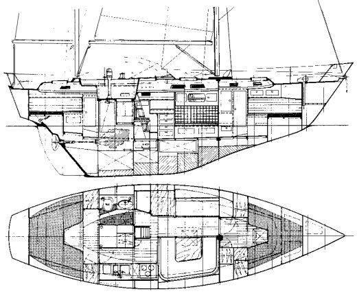 VINDO 65 MIX drawing