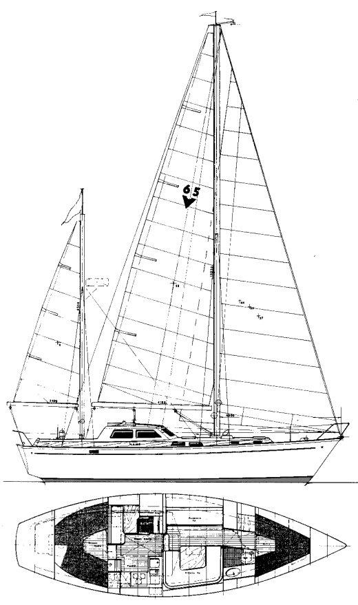 VINDO 65 MS drawing