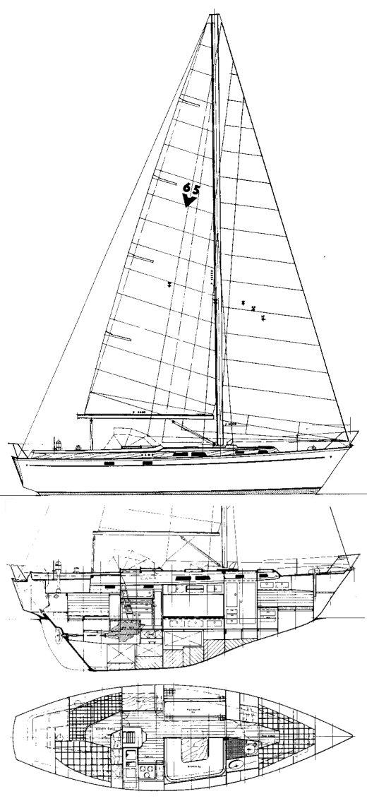 VINDO 65 S drawing