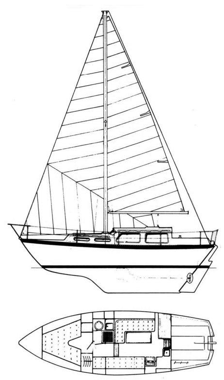 VOYAGER 30 (PRIMROSE) drawing