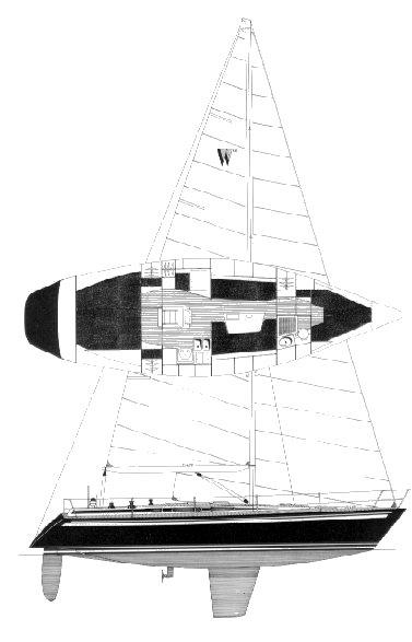 WASA 40 drawing