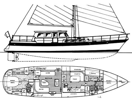 WELLINGTON 57 MS drawing