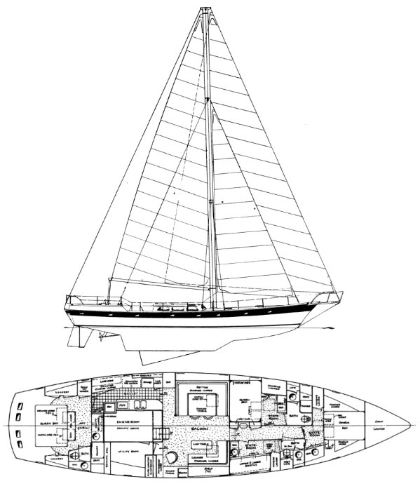 WINDSHIP 63 drawing