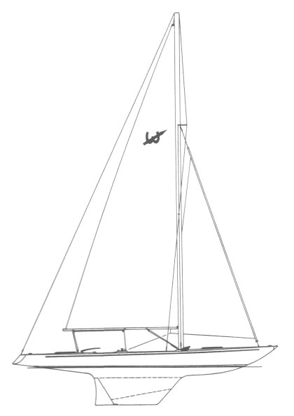 WESTPHAL ONE-DESIGN drawing