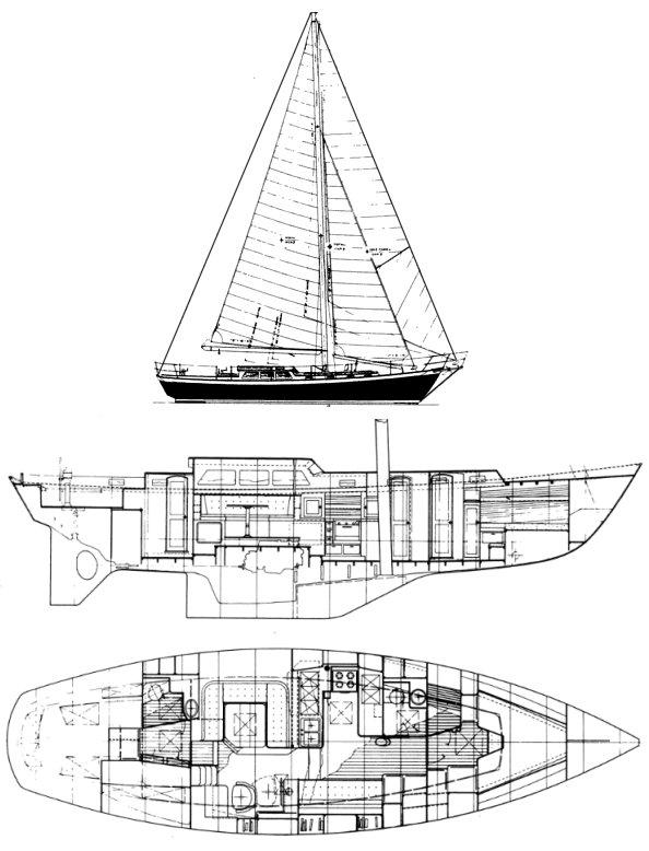 WHISTLER 48 drawing