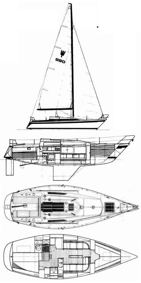 WIBO 990 drawing