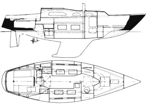 WINGA 29 drawing