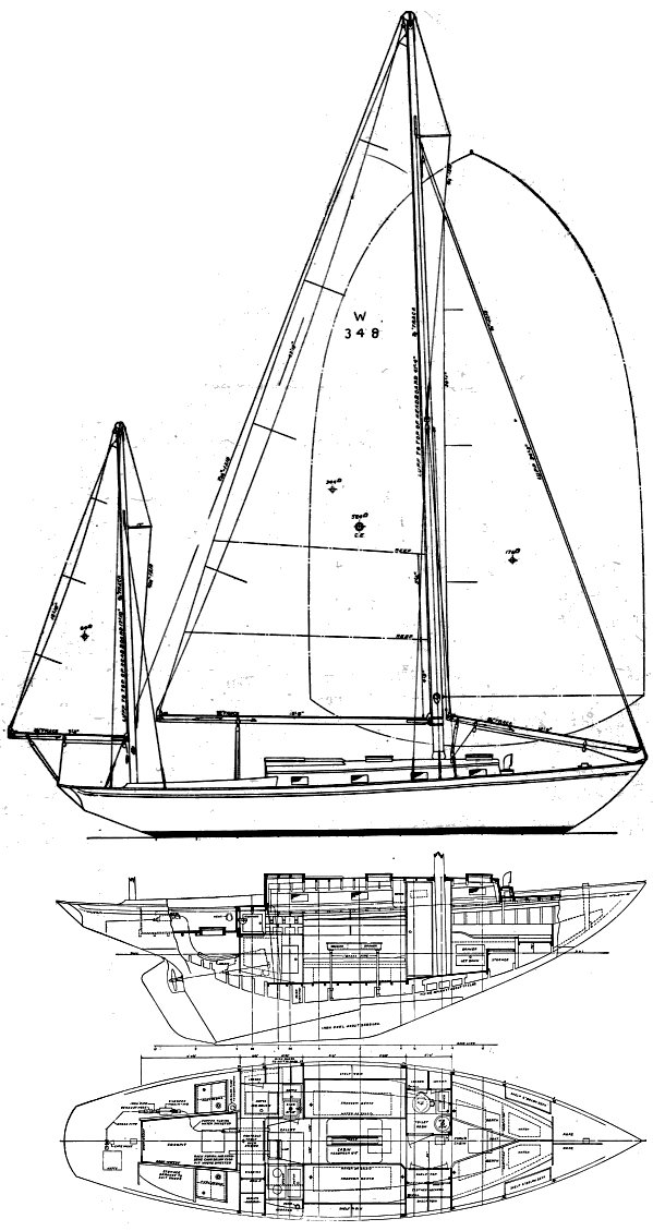 WINSLOW 36 drawing
