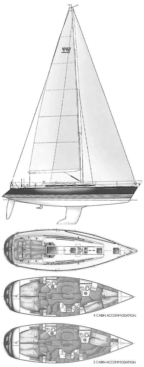 X-442  drawing