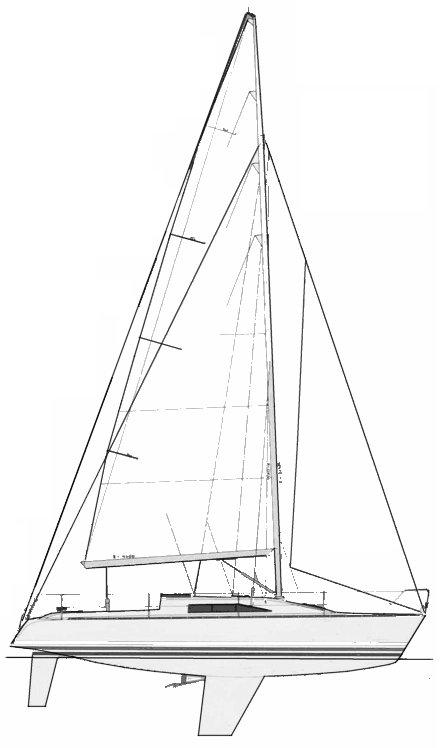 X-102 drawing