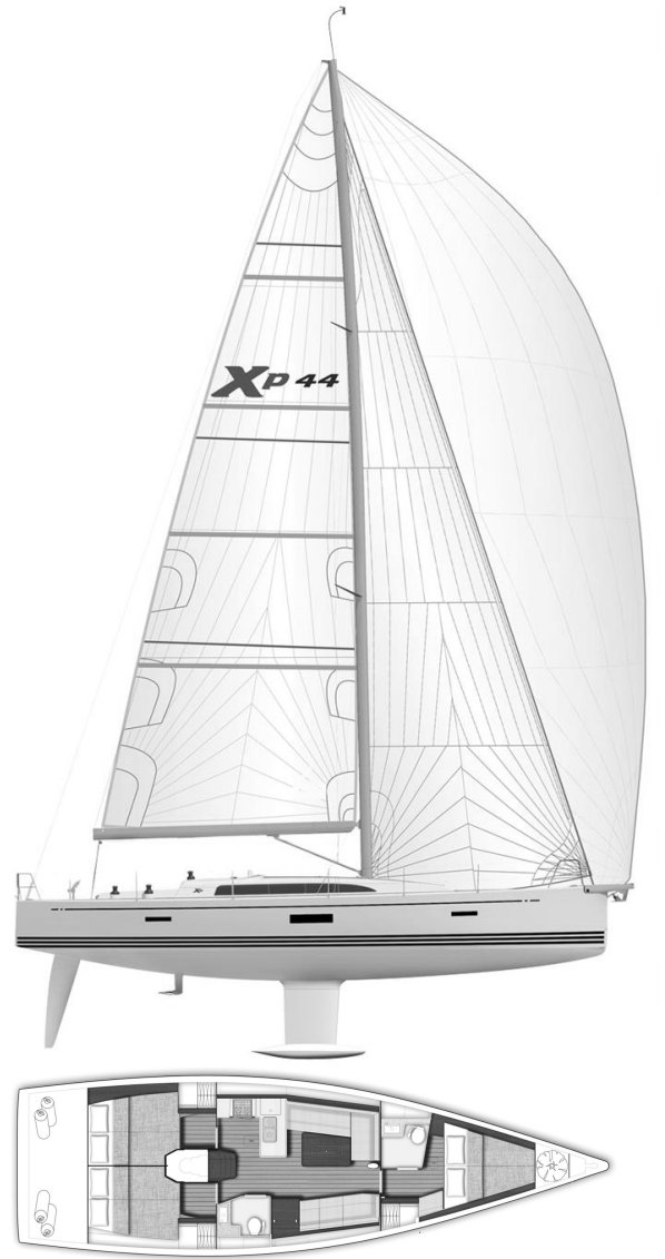 XP 44 drawing