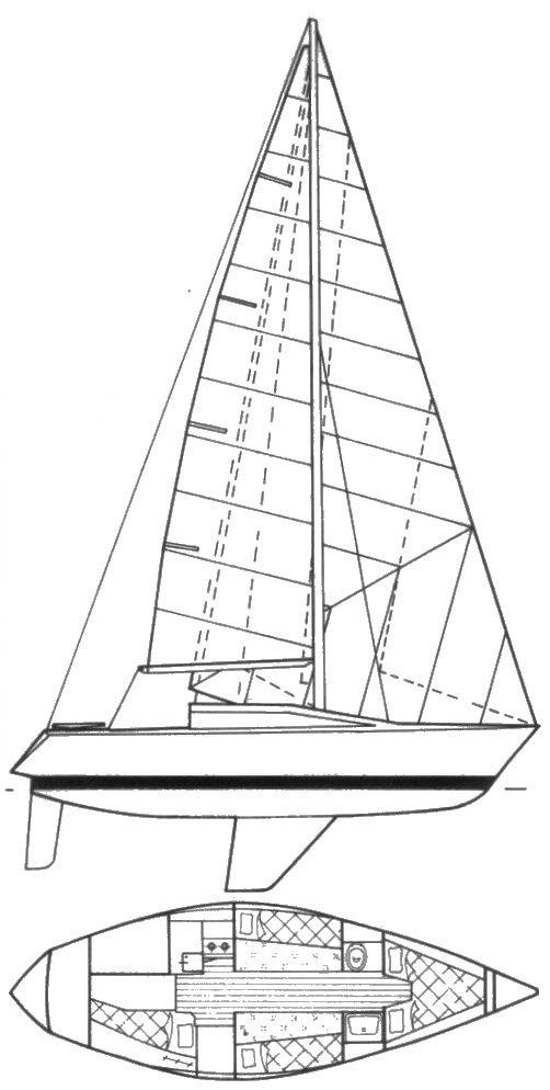 ZIGGURAT 916 drawing