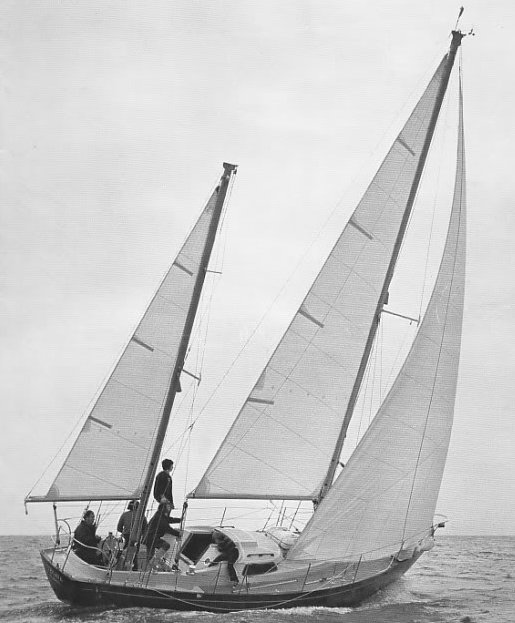 BISCAY 36 photo