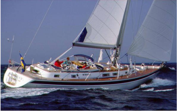 HALLBERG-RASSY 53 photo