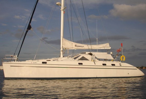 Privilege 51 photo on sailboatdata.com