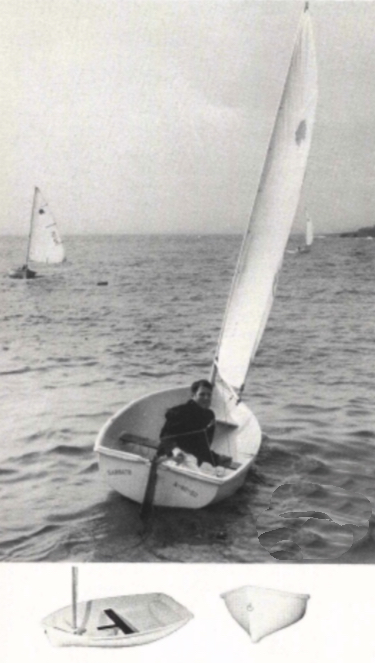 SEADOG (SKIMMER) sailboat specifications and details on
