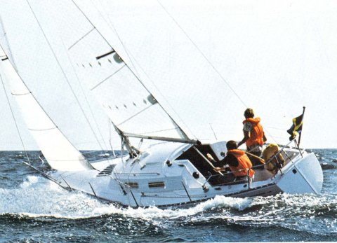 Accent 26 photo on sailboatdata.com