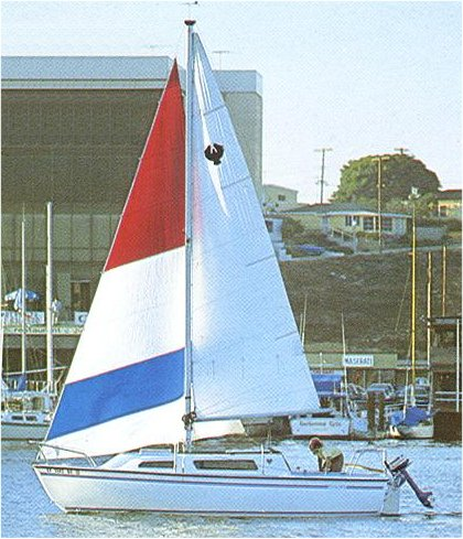 American 7.0 photo on sailboatdata.com