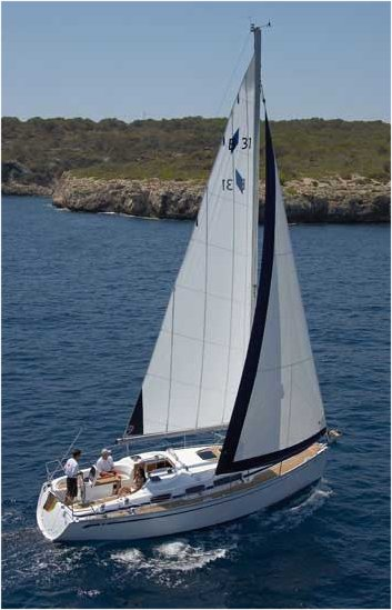 Bavaria 31 Cruiser photo on sailboatdata.com