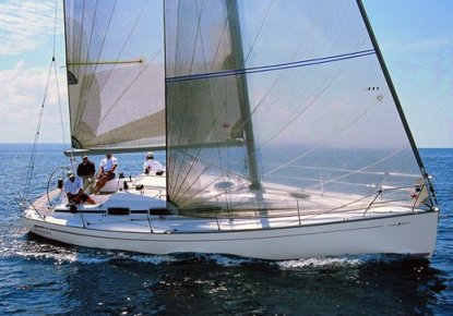 Bavaria 35 Match photo on sailboatdata.com