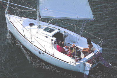 Beneteau 211 photo on sailboatdata.com