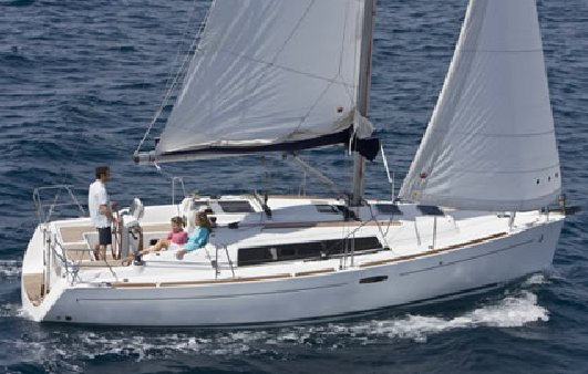 Beneteau 31 photo on sailboatdata.com